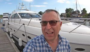 Princess V65 yacht tour: This old-school sportscruiser has a real open boat vibe