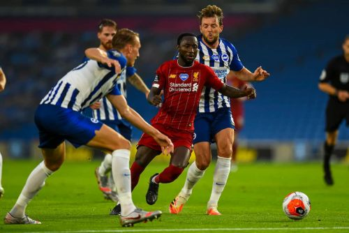 Brighton rocks as Naby Keita produces some of his best yet in a Liverpool shirt