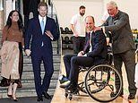 Harry's departure from royal life has brought Charles and William together says royal commentator