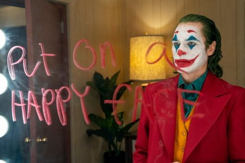 Joker's awards blitz is a triumph of style over substance