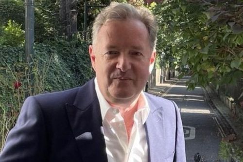 Piers Morgan jets to US as he returns to Los Angeles for first time in almost two years