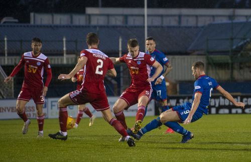 Storey has 2020 vision for in-form Caley Thistle