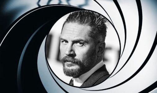 James Bond fans 'CONVINCED' Tom Hardy is new 007 as odds SLASHED on replacing Daniel Craig