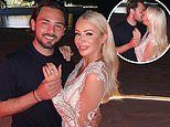 TOWIE's Olivia Attwood announces her engagement to on/off boyfriend Bradley Dack