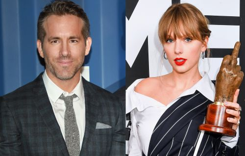 Ryan Reynolds uses Taylor Swift re-recording to soundtrack dating app advert