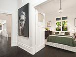 Asher Keddie and husband Vincent Fantauzzo release pictures of their stunning $2.6 million home