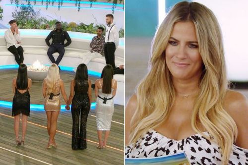 Love Island not axed after tragic ex host Caroline Flack took her own life
