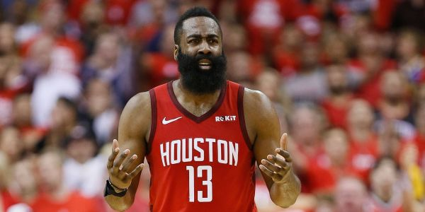 Houston Rockets roasted for Tweet arguing that James Harden should have won MVP just minutes after it was given to Giannis Antetokounmpo