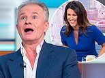 Bobby Davro claims he's 'still drunk' during his Good Morning Britain appearance
