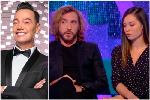 "Craig Revel-Horwood: Seann and Katya should ""do the Dance of Shame"" following Strictly kiss controversy"