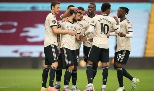 Man Utd player ratings: Greenwood gets a 9 and two stars scored 8 as Red Devils beat Villa