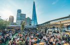 Food glorious food: six Covid-safe markets to try in London