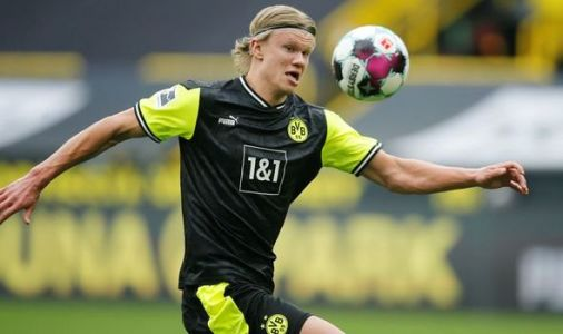 Man Utd and Liverpool trailing West Ham in race for Erling Haaland transfer alternative