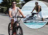 Simon Cowell 'BANNED from dangerous hobbies by Lauren Silverman' after breaking his back