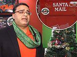 Texas deli's Santa mailbox gets hundreds of letters - and the owner replies to every single one