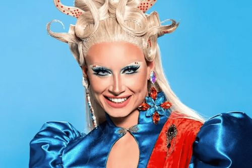 """Who is Scarlett Harlett? Meet RuPaul's Drag Race UK star and """"Queen of the East End"""""""