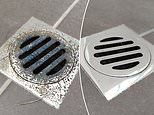 The simple hack to make your drains look brand new