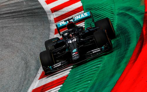 Austrian Grand Prix 2020 qualifying live: latest updates from the Red Bull Ring