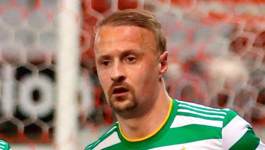 Super-sub Griffiths leaves it late to rescue a point for Celtic