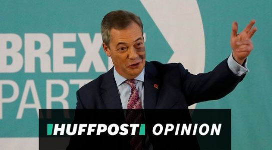 Nigel Farage Doesn't Need To Stand Because Under Boris Johnson The Conservatives Are The Brexit Party