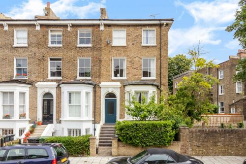 Two-bed Victorian townhouse in London valued at £750,000 is being raffled off for £2 a ticket