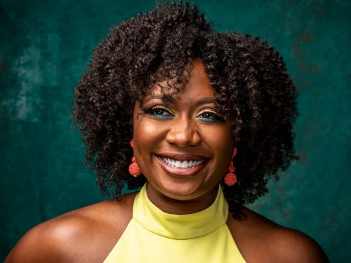 The Style Series: Gwen Jimmere is the first African American woman to hold a patent for a natural hair care product. Here's how she launched her business with just $32
