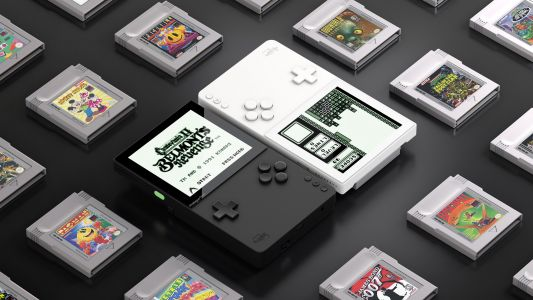 Sleek new-age Game Boy is coming soon. and we can't wait