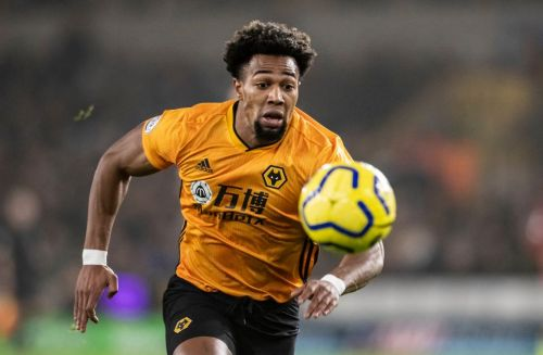 Jurgen Klopp praises unbelievable Wolves star Adama Traore after Liverpool win again