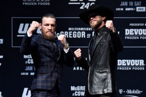 Conor McGregor vs Donald Cerrone UFC 246 live stream warning over use of illegal channels