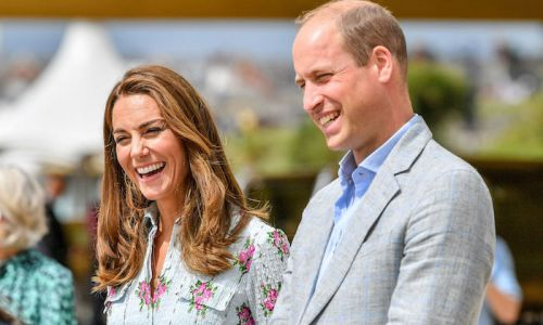 Kate Middleton's modern new earrings have the sweetest story behind them