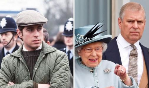Prince Andrew snub: How Queen cancelled Duke's 21st birthday AND his 60th