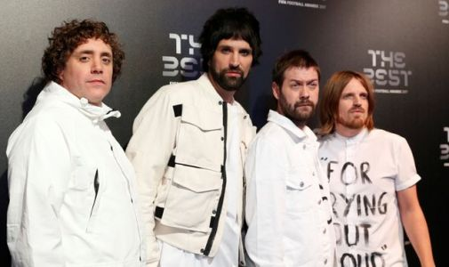 Kasabian say they are 'heartbroken' and that Tom Meighan misled fans over assault charge