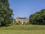 Stunning six-bedroom country house that boasts its own award-winning vineyard