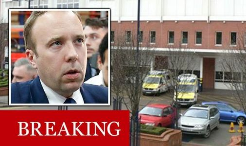 Matt Hancock's adviser PUNCHED in the face by pro-Labour campaigner at Leeds hospital
