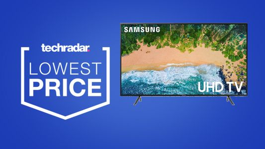 Cheap TV deals: the Samsung 50-inch 4K TV is on sale for $327.99