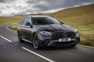 Mercedes-AMG E53 Night Edition Estate 2021 UK review