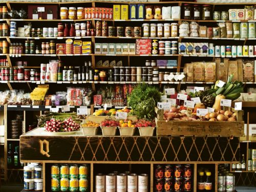 Where to Buy Food and Wine in London