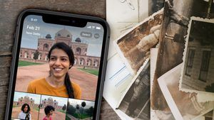 How to Scan Old Photos With Your Phone