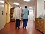 Care home residents 'losing will to live' amid Covid restrictions in England