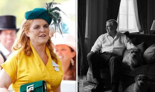Sarah Ferguson sends Prince Andrew happy birthday message with candid Instagram photo
