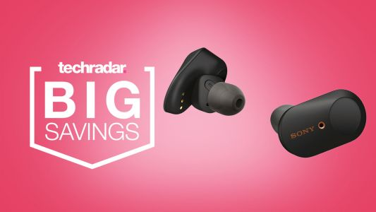Quick - the Sony WF-1000XM3 true wireless earbuds are cheaper than ever