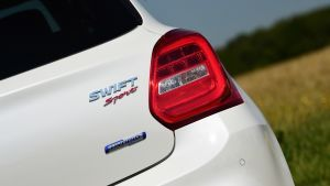 New Suzuki Swift Sport Hybrid 2020 review