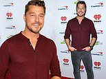 The Bachelor star Chris Soules makes his first appearance in two years at Jingle Ball