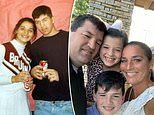 Childhood sweethearts who met when they were 13 battled the odds and stuck together for 27 years