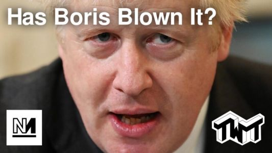 Boris Johnson's Tory Party and the Blue Wall