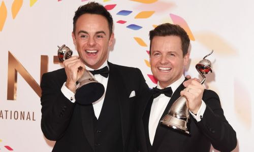 Ant and Dec make startling revelation about their TV career