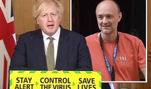 Boris Johnson CLASHES with journalists over Dominic Cummings defence in heated briefing