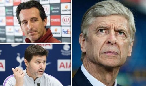 Arsene Wenger reveals why he will NOT be at Arsenal final but WILL be at Tottenham's