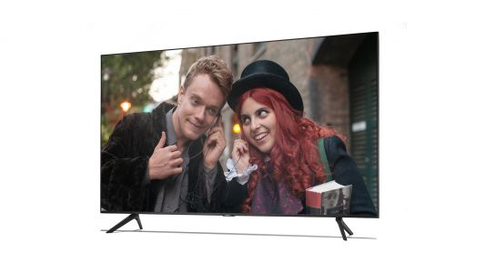 Award-winning Samsung 55-in 4K TV now slashed in price ahead of Black Friday