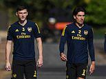 Arsenal news: Kieran Tierney and Hector Bellerin to feature for Under 23s
